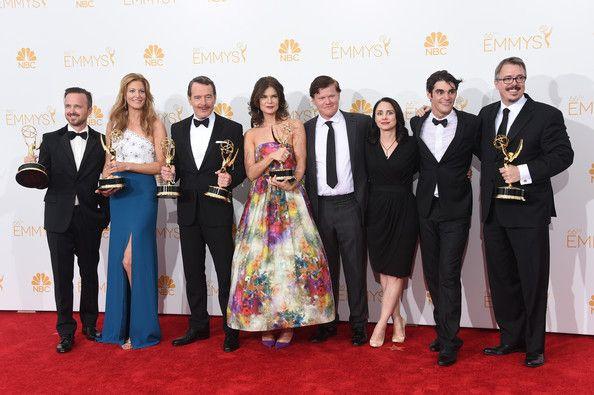 Emmy 2014: l'apoteosi di Breaking Bad