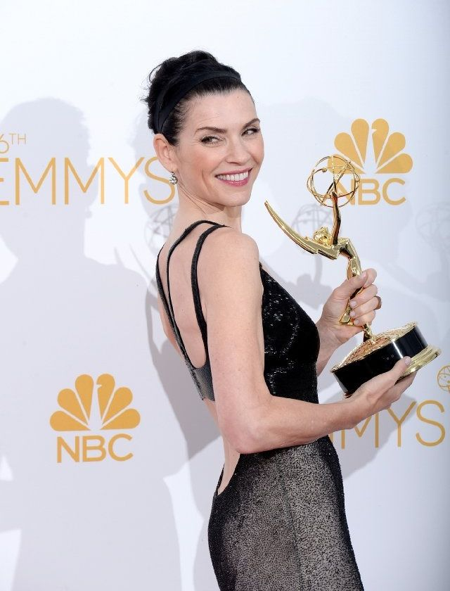 The Good Wife: Julianna Margulies trionfa ai 66esimi Emmy Awards