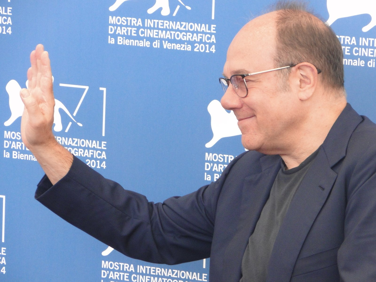 Venezia 2014: Carlo Verdone è uno dei giurati di questa edizione