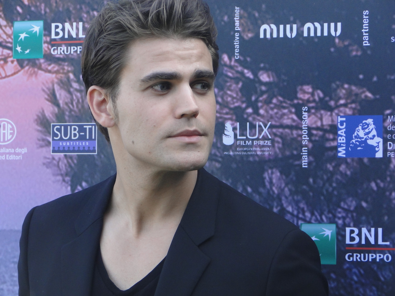 Before I Disappear: Paul Wesley al photocall del film
