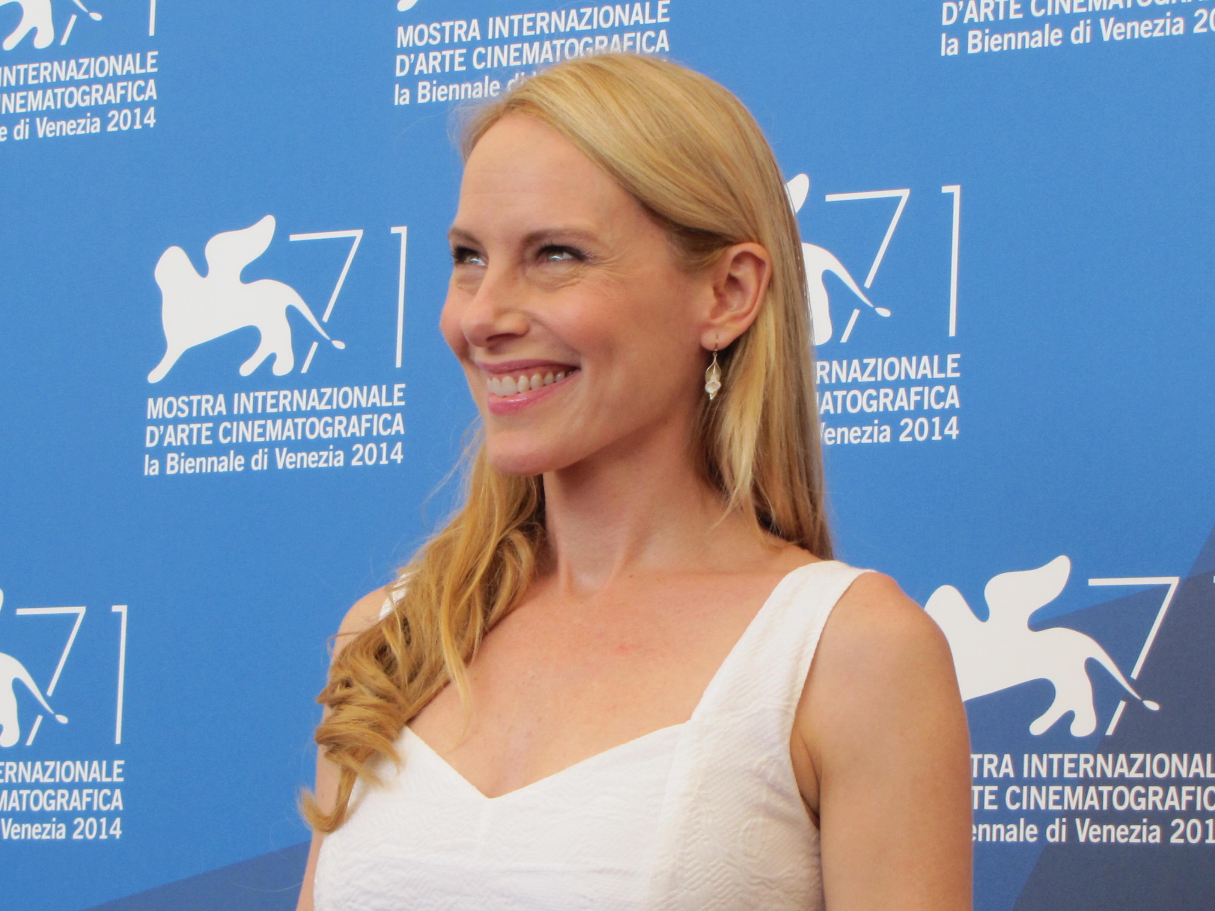 Amy Ryan a Venezia 2014 per BIrdman
