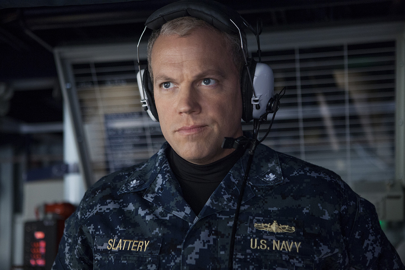 The Last Ship: Adam Baldwin nell'episodio No Place Like Home