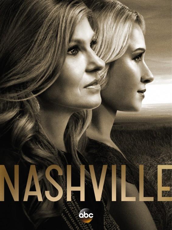 Nashville, un poster per la terza stagione