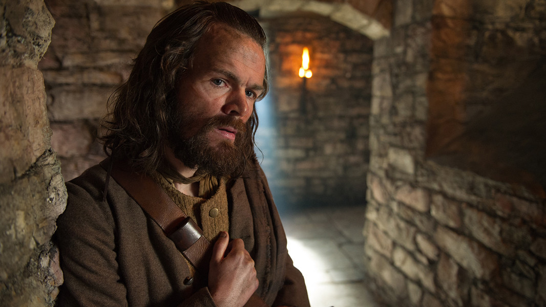 Outlander: un momento dell'episodio The Way Out