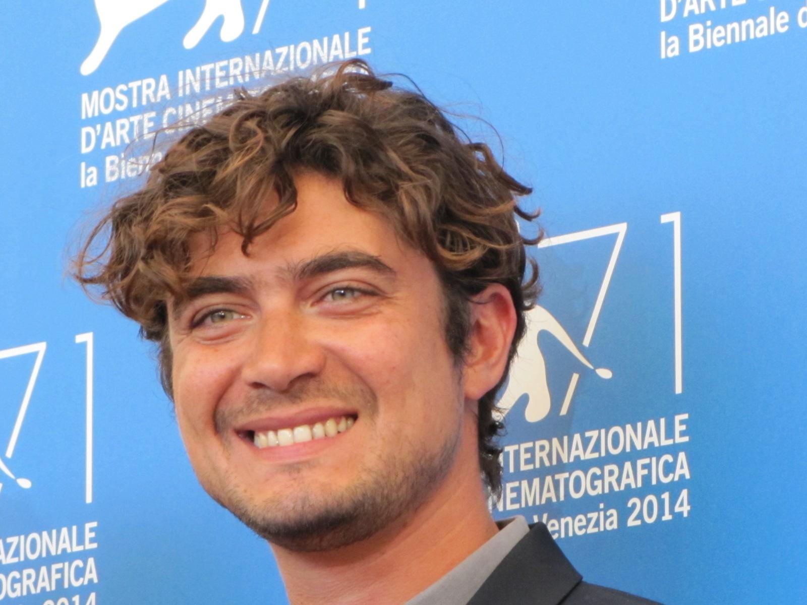 Riccardo Scamarcio a Venezia 2014 per presentare La vita oscena