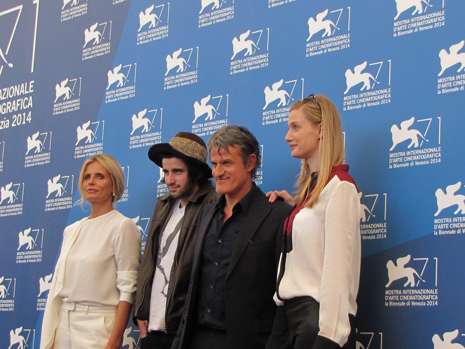 La vita oscena a Venezia 2014: il cast e regista