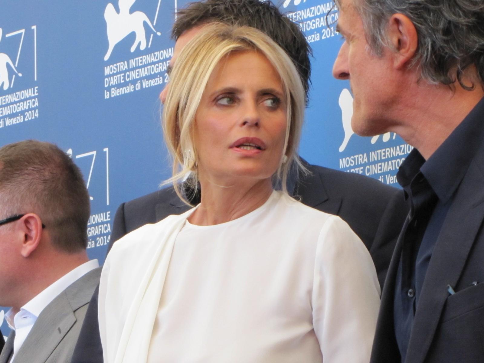 La vita oscena a Venezia 2014, Isabella Ferrari protagonista del film