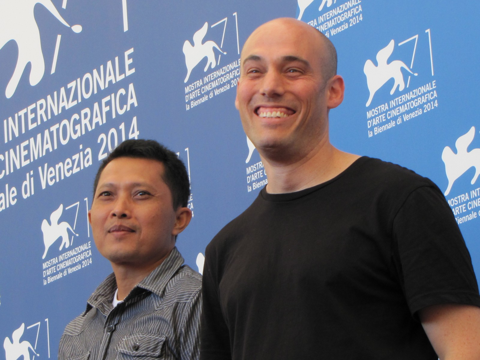 The Look of Silence, Joshua Oppenheimer a Venezia 2014 con Adi Rukun
