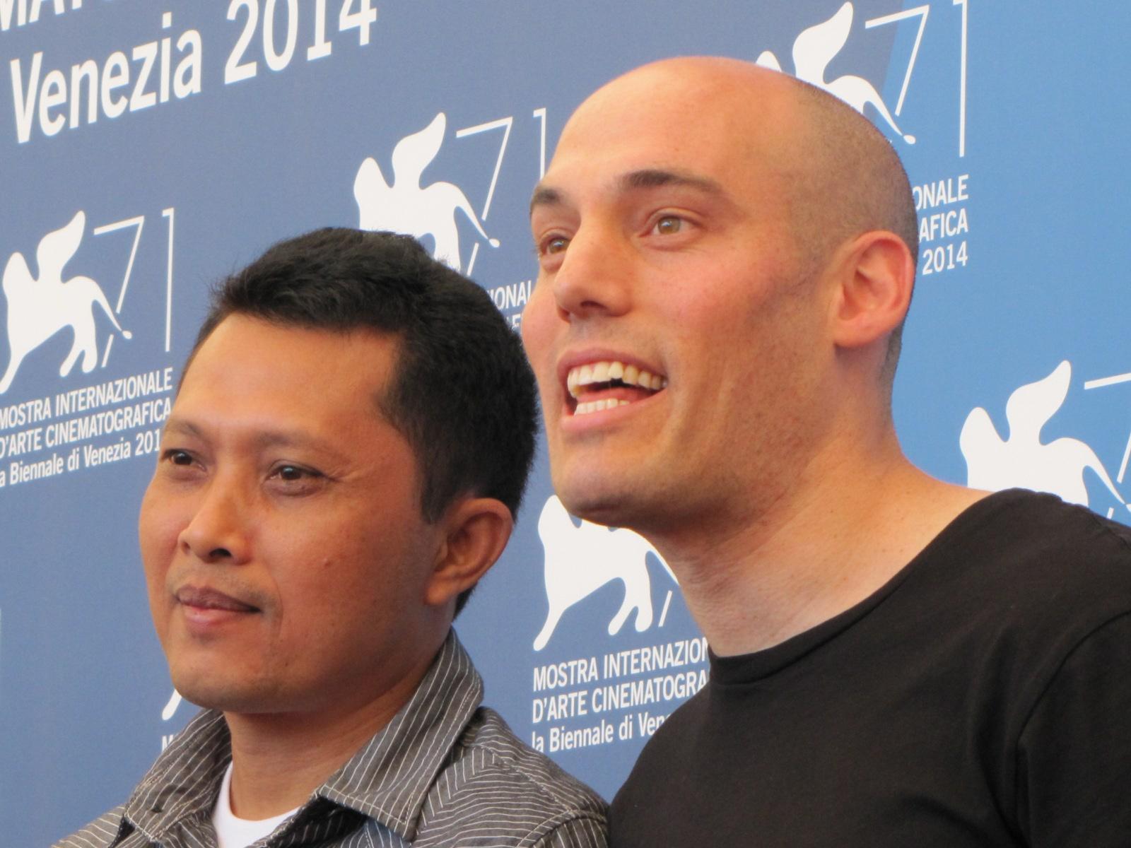 The Look of Silence, Joshua Oppenheimer e Adi Rukun a Venezia 2014