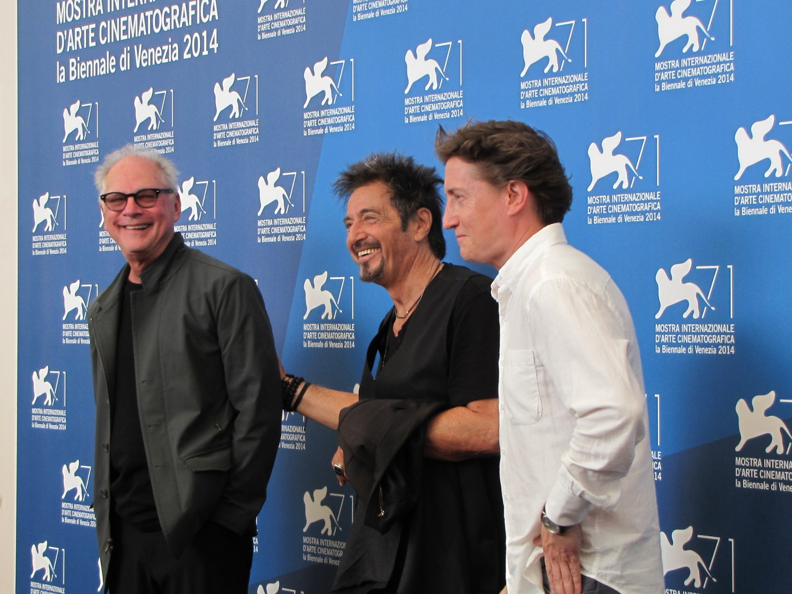 Due film (e due registi) per Al Pacino a Venezia 2014 - Manglehorn e The Humbling