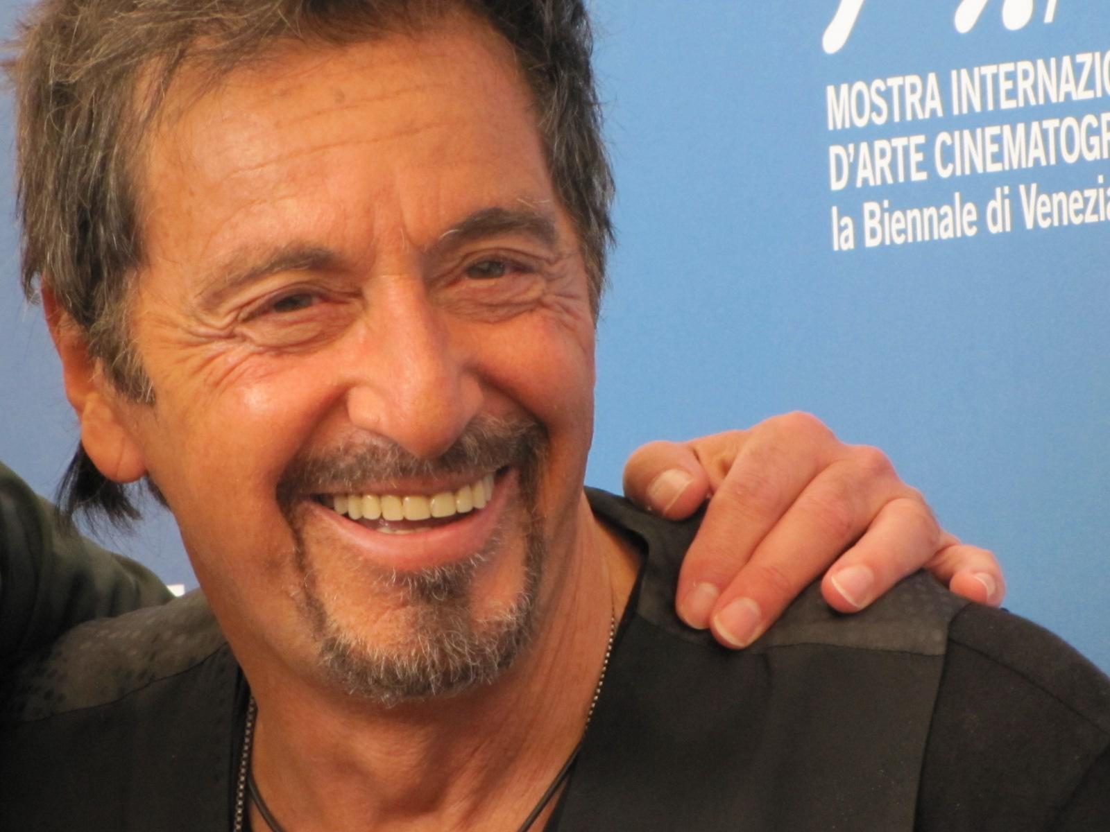 Al Pacino star di Venezia 2014 con due film: Manglehorn e The Humbling