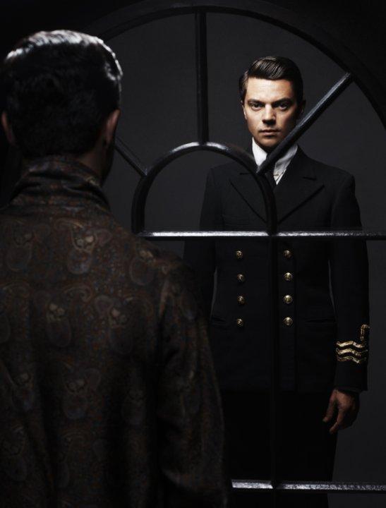 Fleming - Essere James Bond: un'immagine di Dominc Cooper
