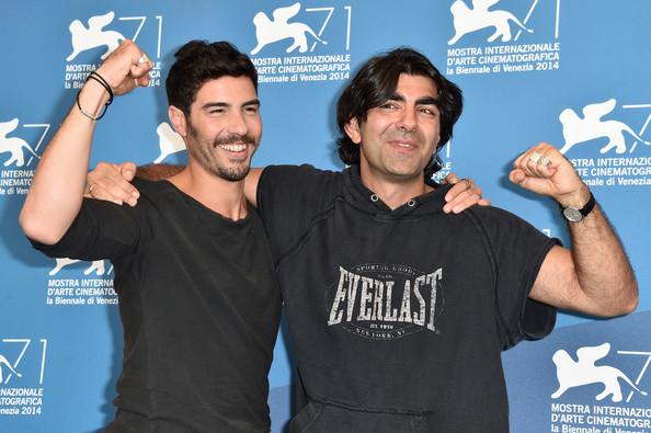 Venezia 71: Fatih Akin e Tahar Rahim, regista e protagonista di The Cut, al photocall