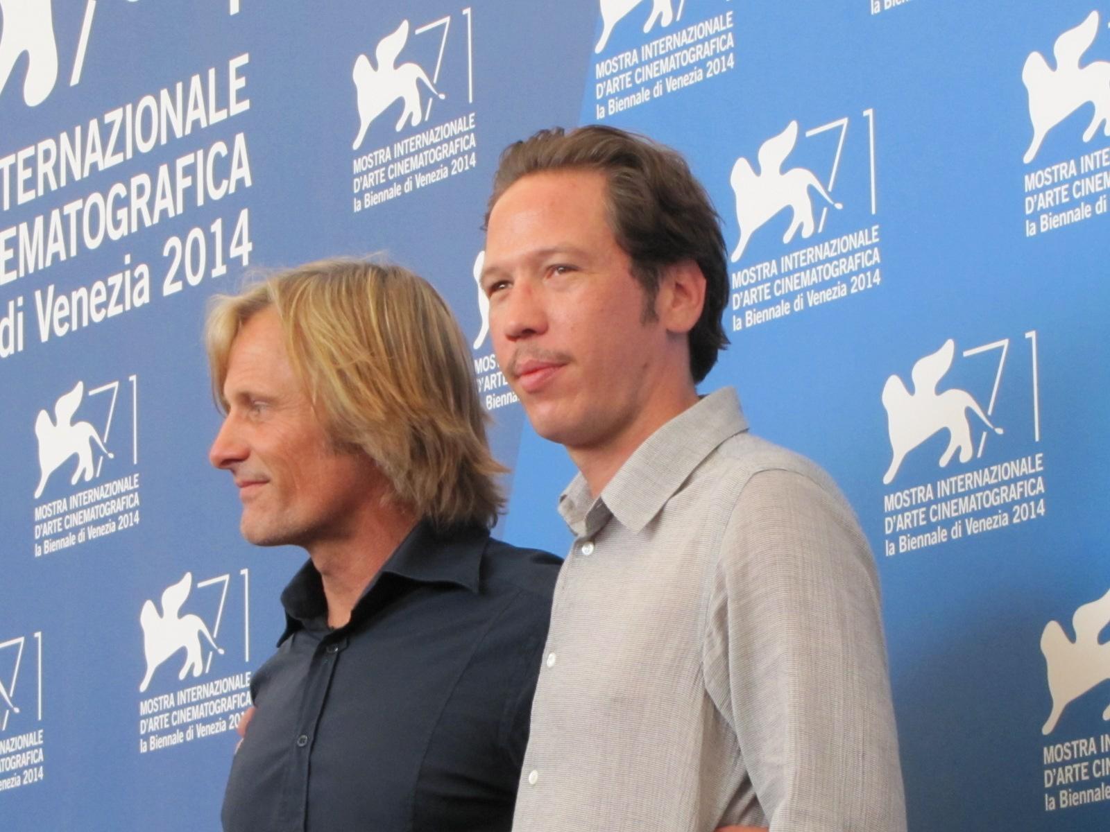 Loin des Hommes a Venezia 2014 - Mortensen accanto a Reda Kateb
