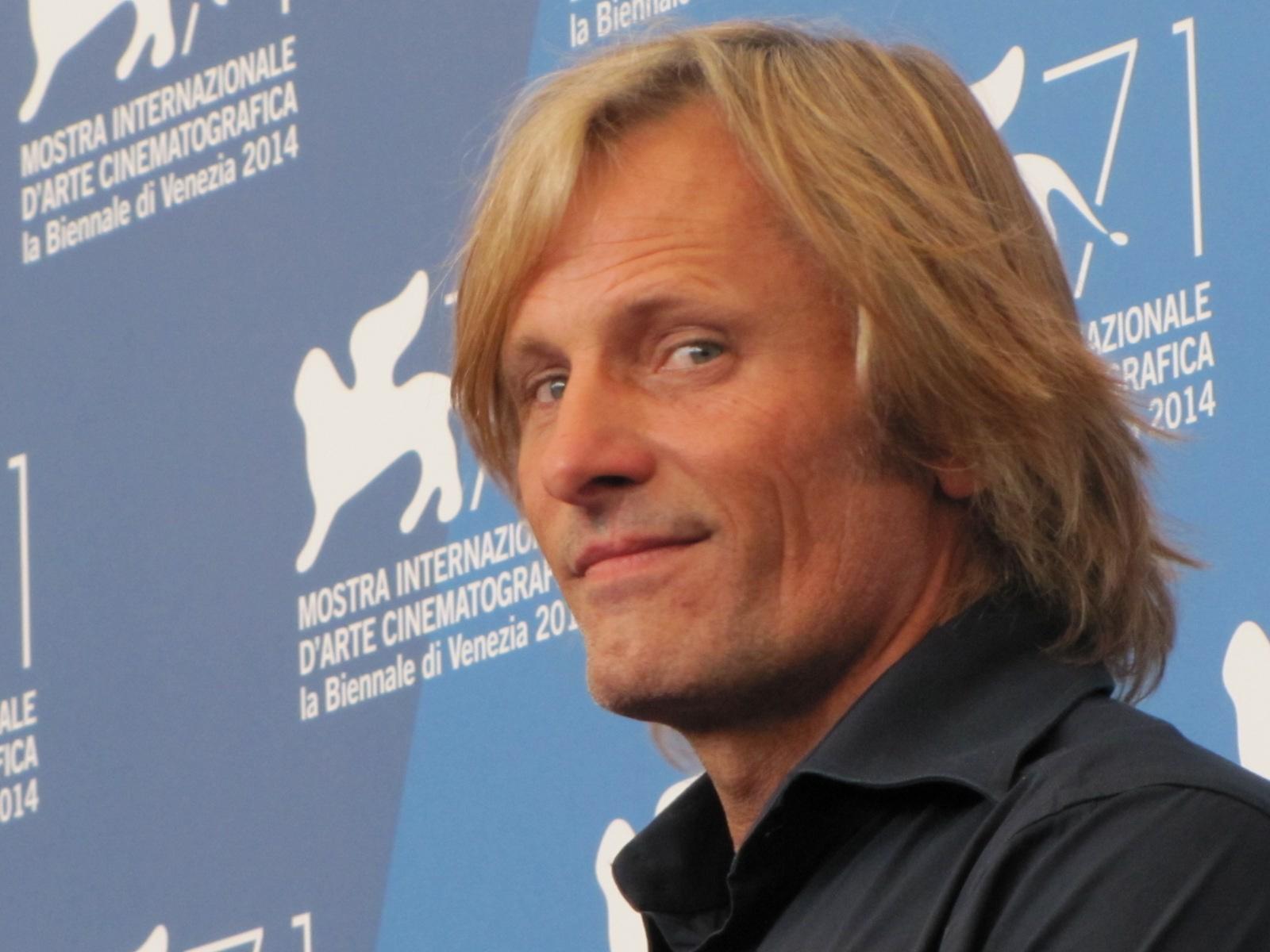 Loin des Hommes a Venezia 2014 - Viggo Mortensen