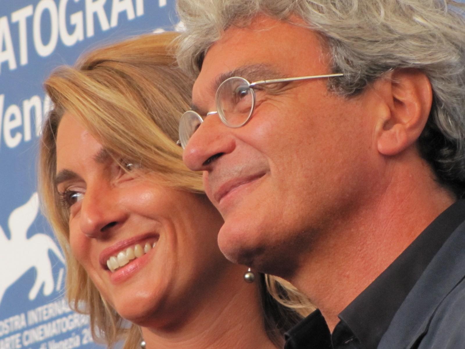 Venezia 2014 - Mario Martone e Ippolita di Majo presentano Il giovane favoloso