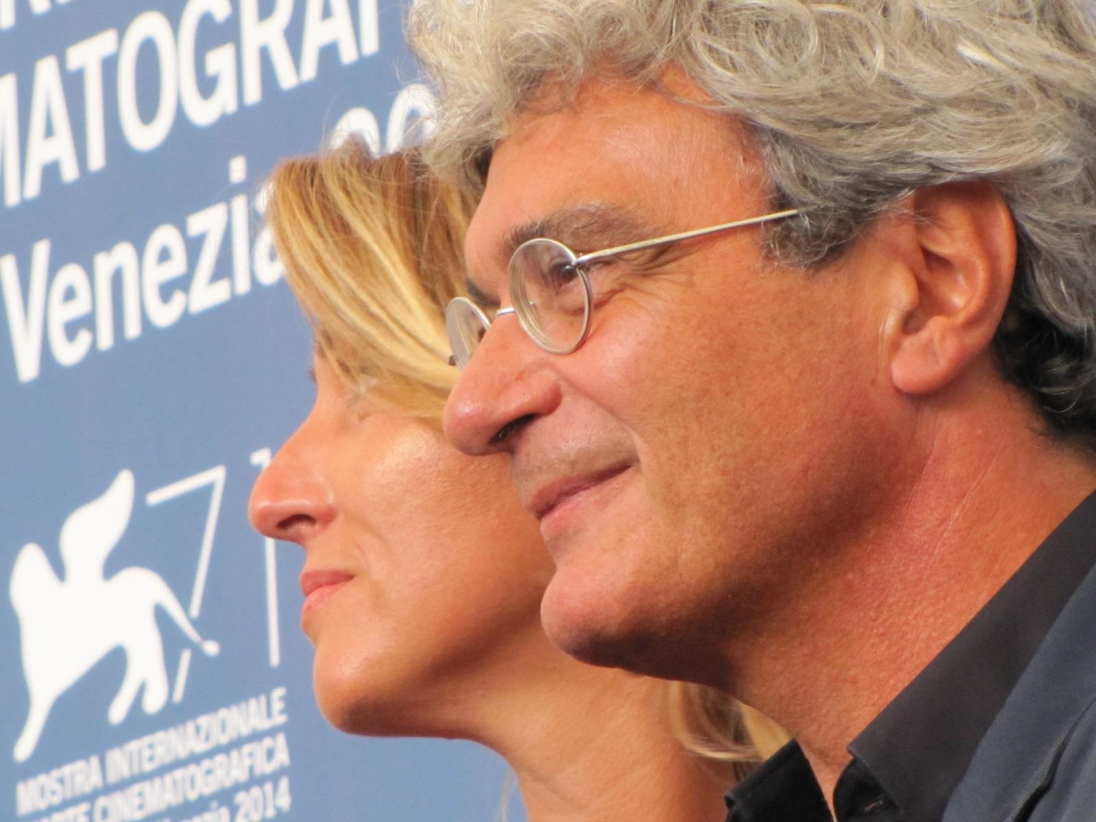 Il giovane favoloso: Martone con Ippolita di Maijo a Venezia 2014