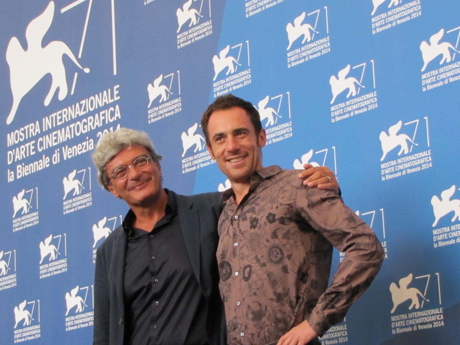 Venezia 2014 - Martone ed Elio Germano presentano Il giovane favoloso