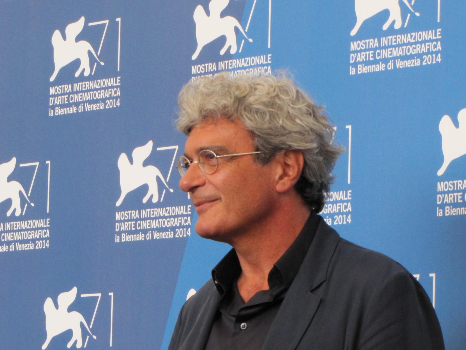 Martone presenta Il giovane favoloso a Venezia 2014
