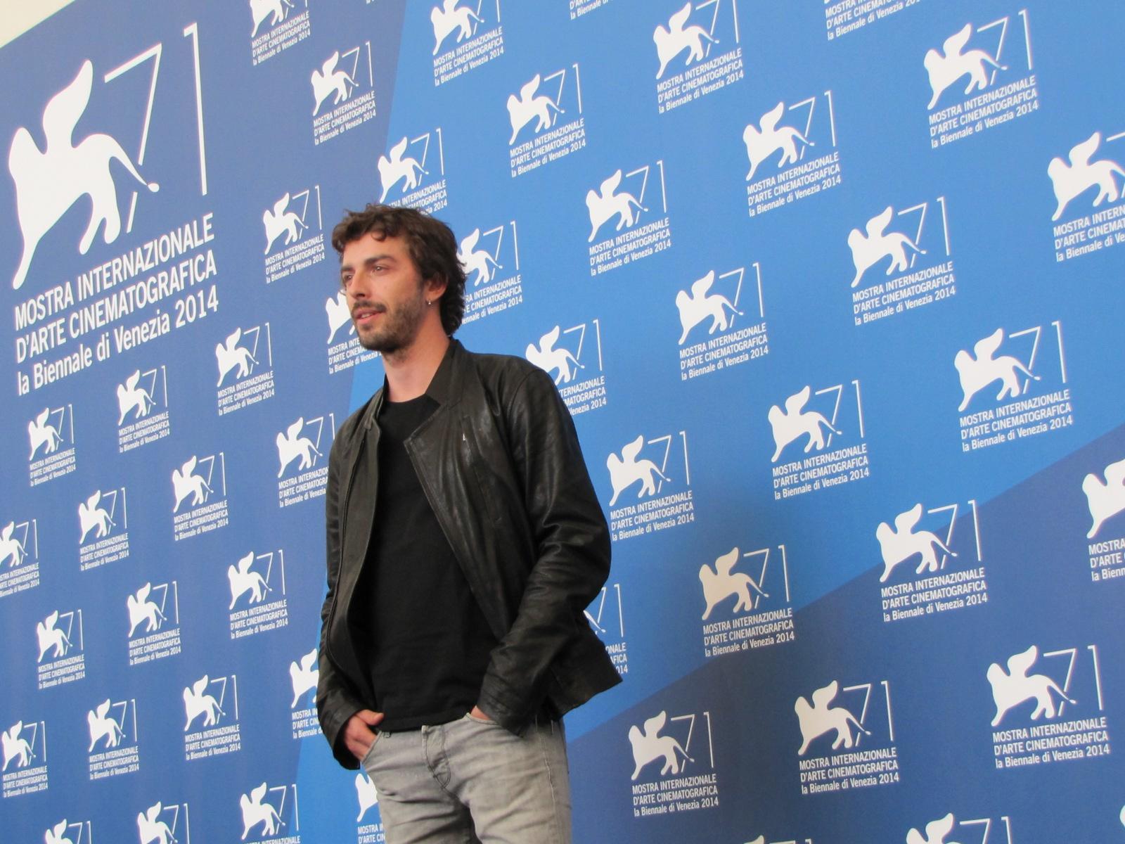 Il giovane favoloso a Venezia 2014 - Michele Riondino