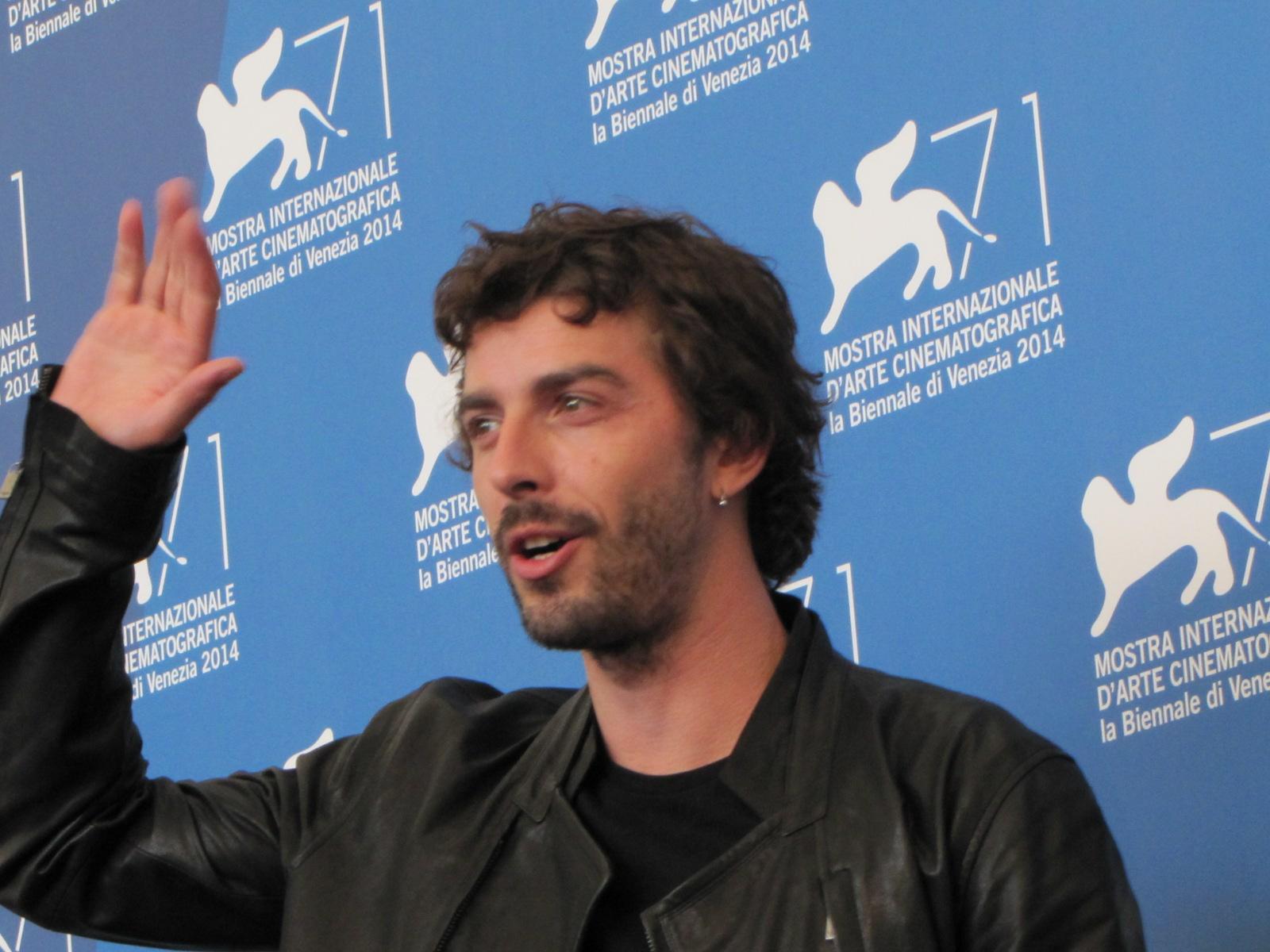 Venezia 2014, Michele Riondino presenta Il giovane favoloso