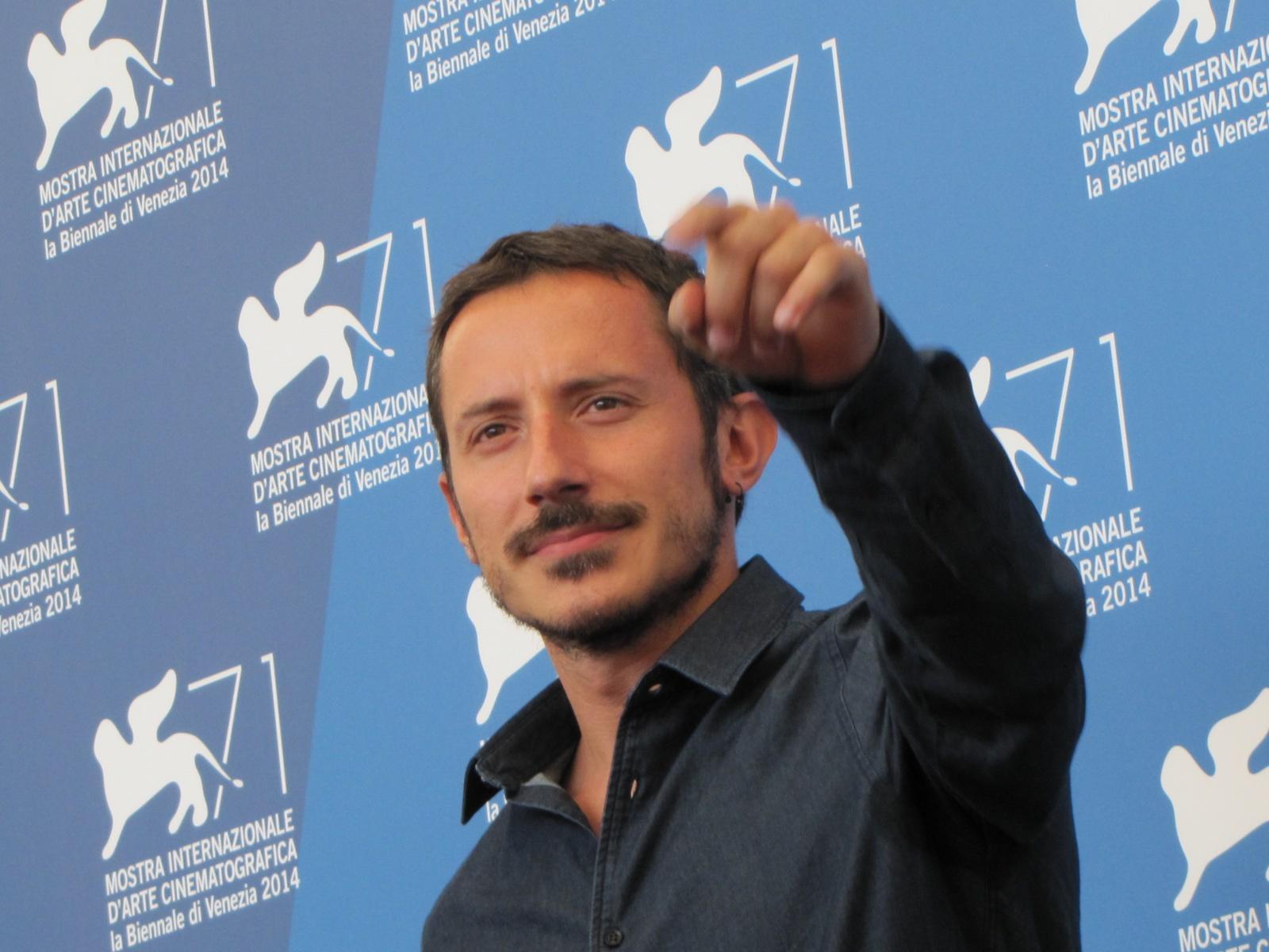 Senza nessuna pietà a Venezia 2014 - Michele Alhaique, regista del film