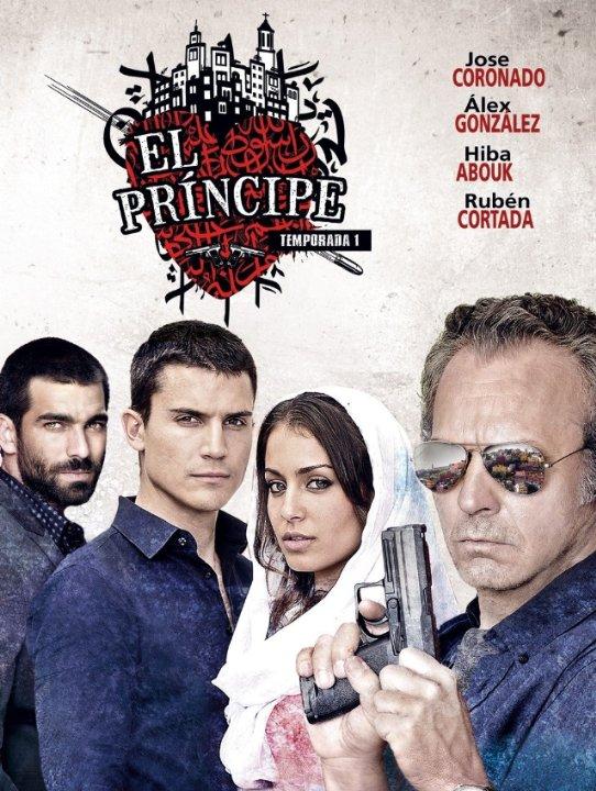 Il Principe - Un amore impossibile: il poster della prima stagione