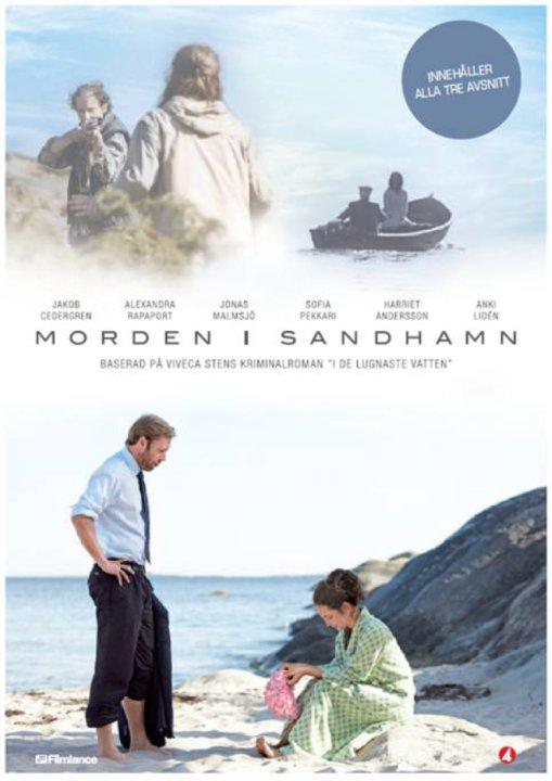 Omicidi a Sandhamn: una locandina per la serie
