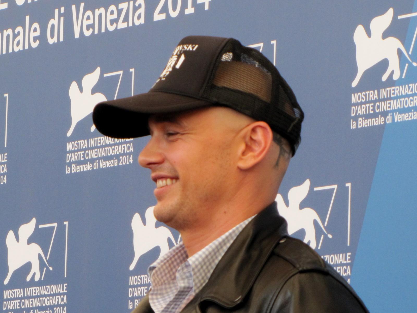 James Franco presenta L'urlo e il furore a Venezia 2014