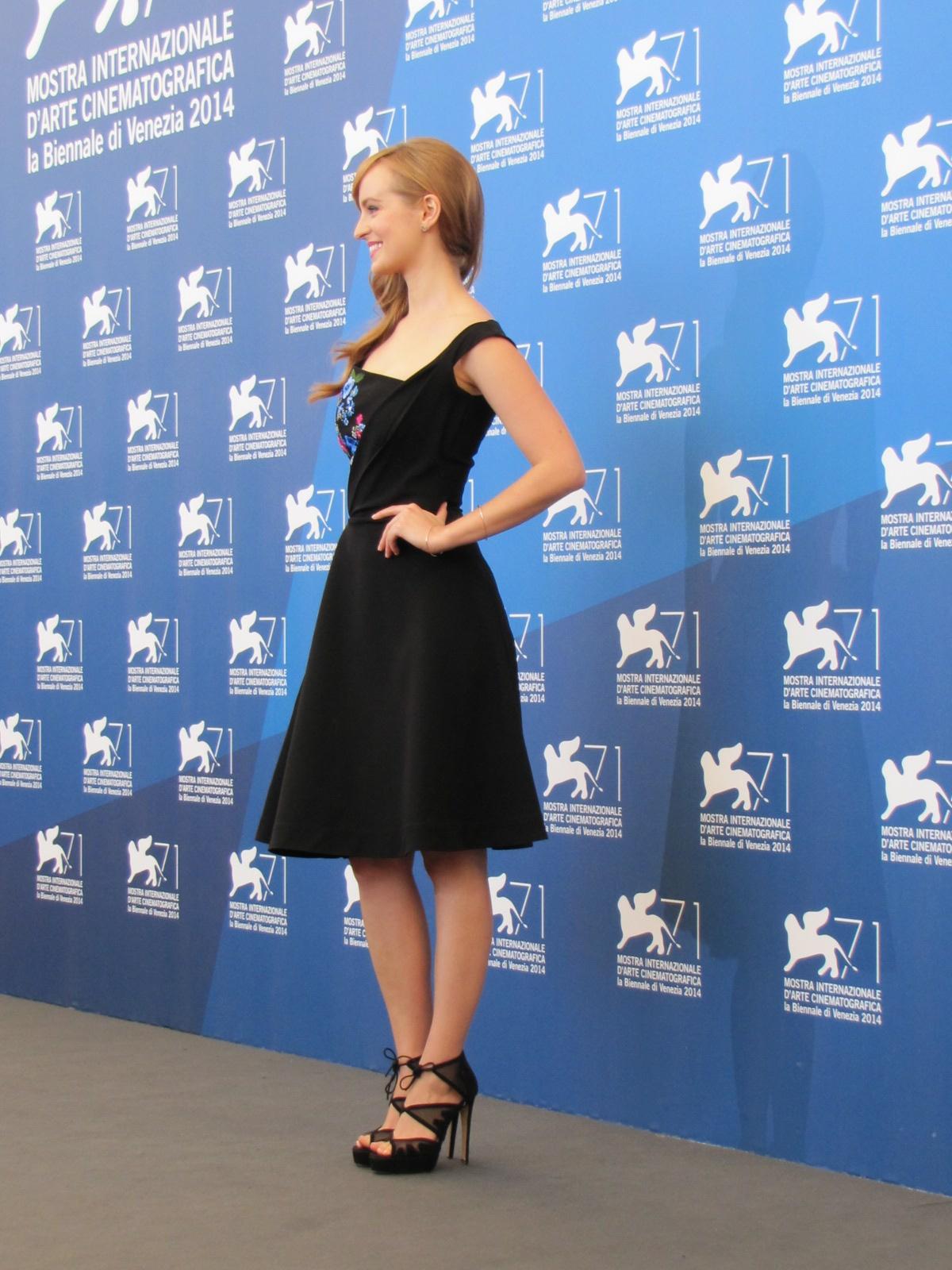 L'urlo e il furore a Venezia 2014 - Ahna O'Reilly presenta il film di J.Franco