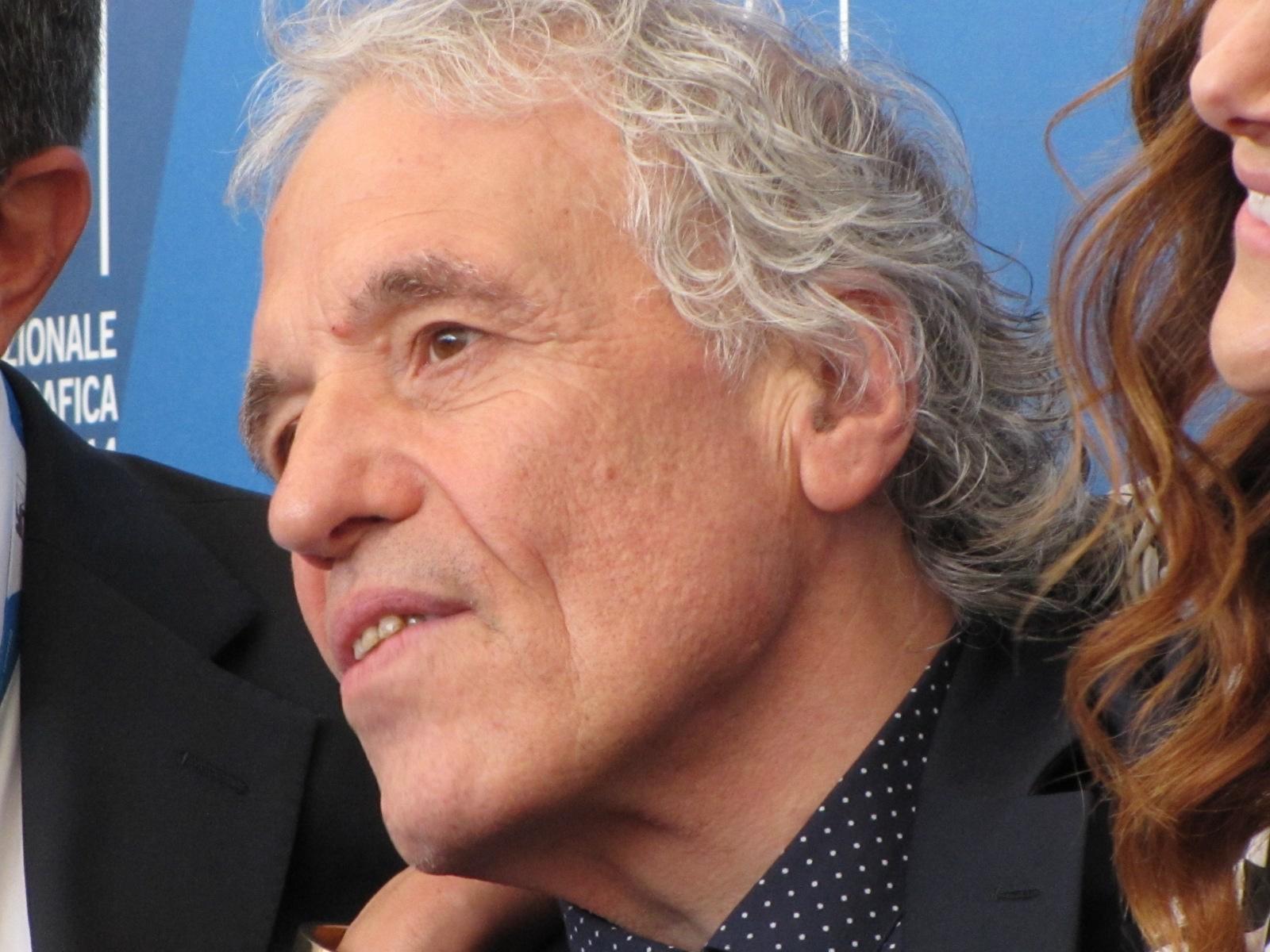 'Pasolini' a Venezia 2014 - un primo piano di Abel Ferrara