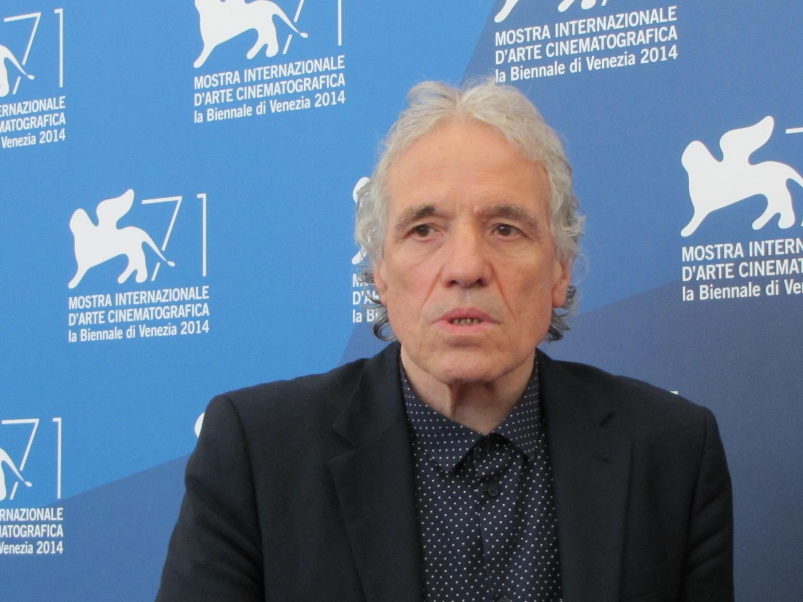 'Pasolini' a Venezia 2014 - Ferrara presenta la pellicola