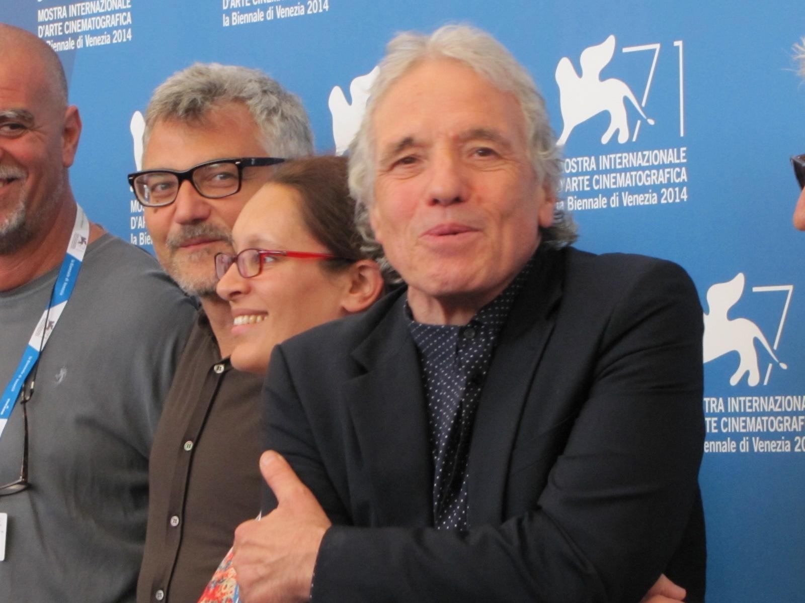 'Pasolini' a Venezia 2014 - Abel Ferrara presenta il suo film a Venezia