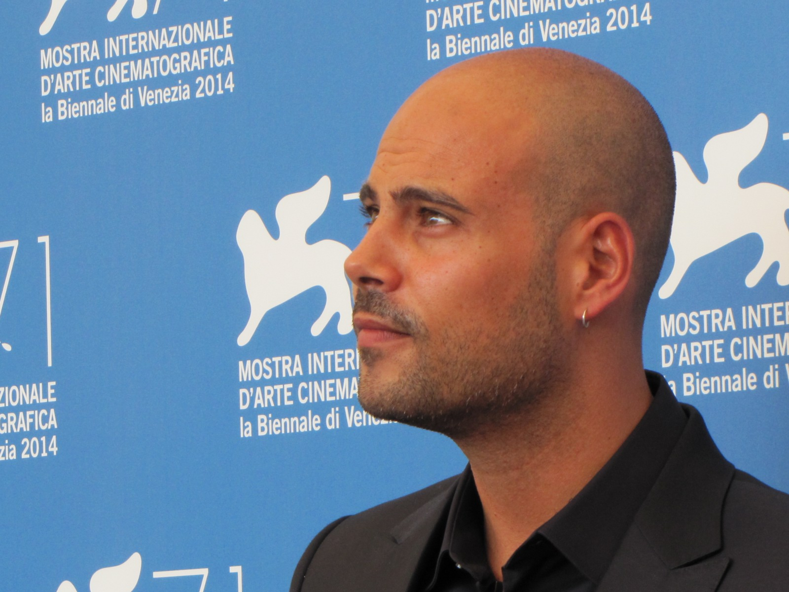 'Perez' a Venezia 2014 - Marco D'amore