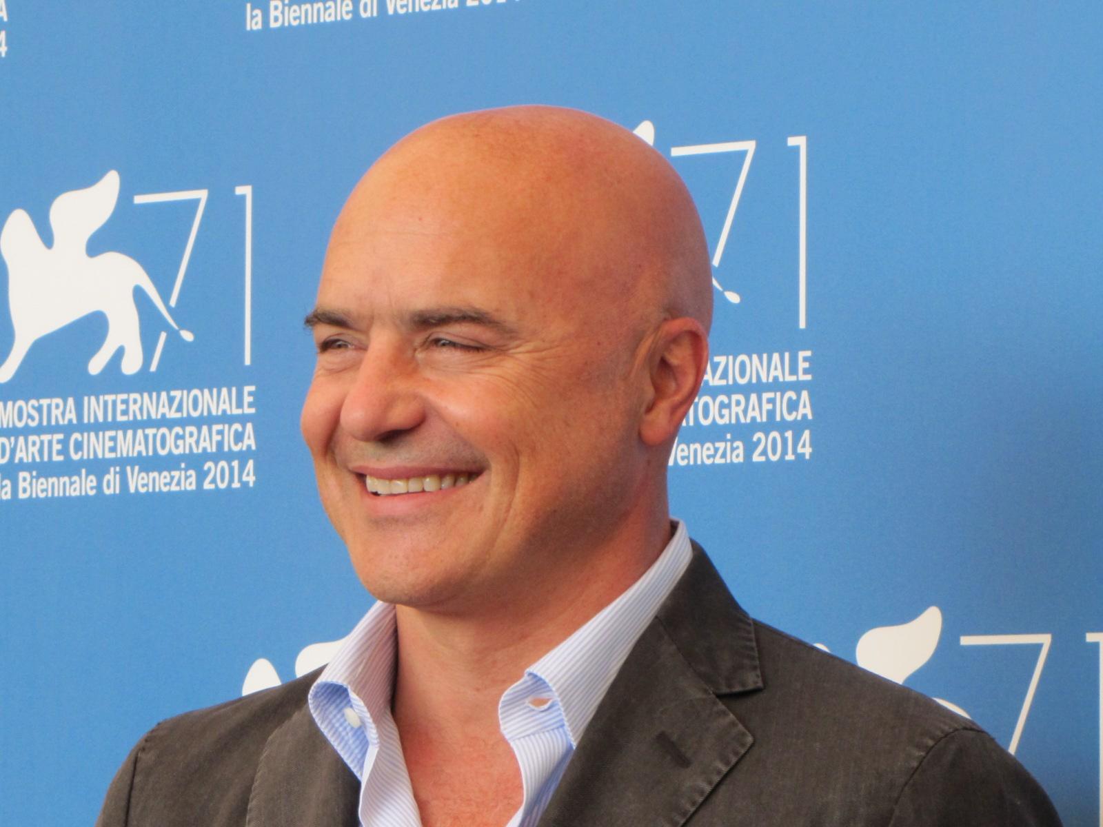 'Perez' a Venezia 2014 - un primo piano di Zingaretti