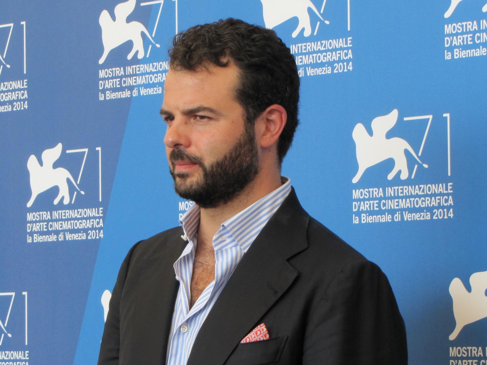 'Perez' a Venezia 2014 - il regista del film