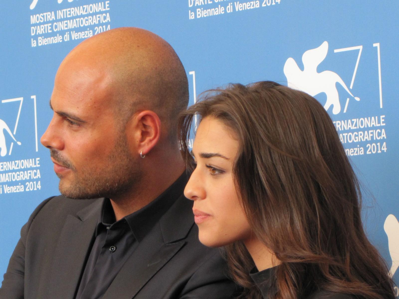 'Perez' a Venezia 2014 - Simona Tabasco e Marco D'Amore
