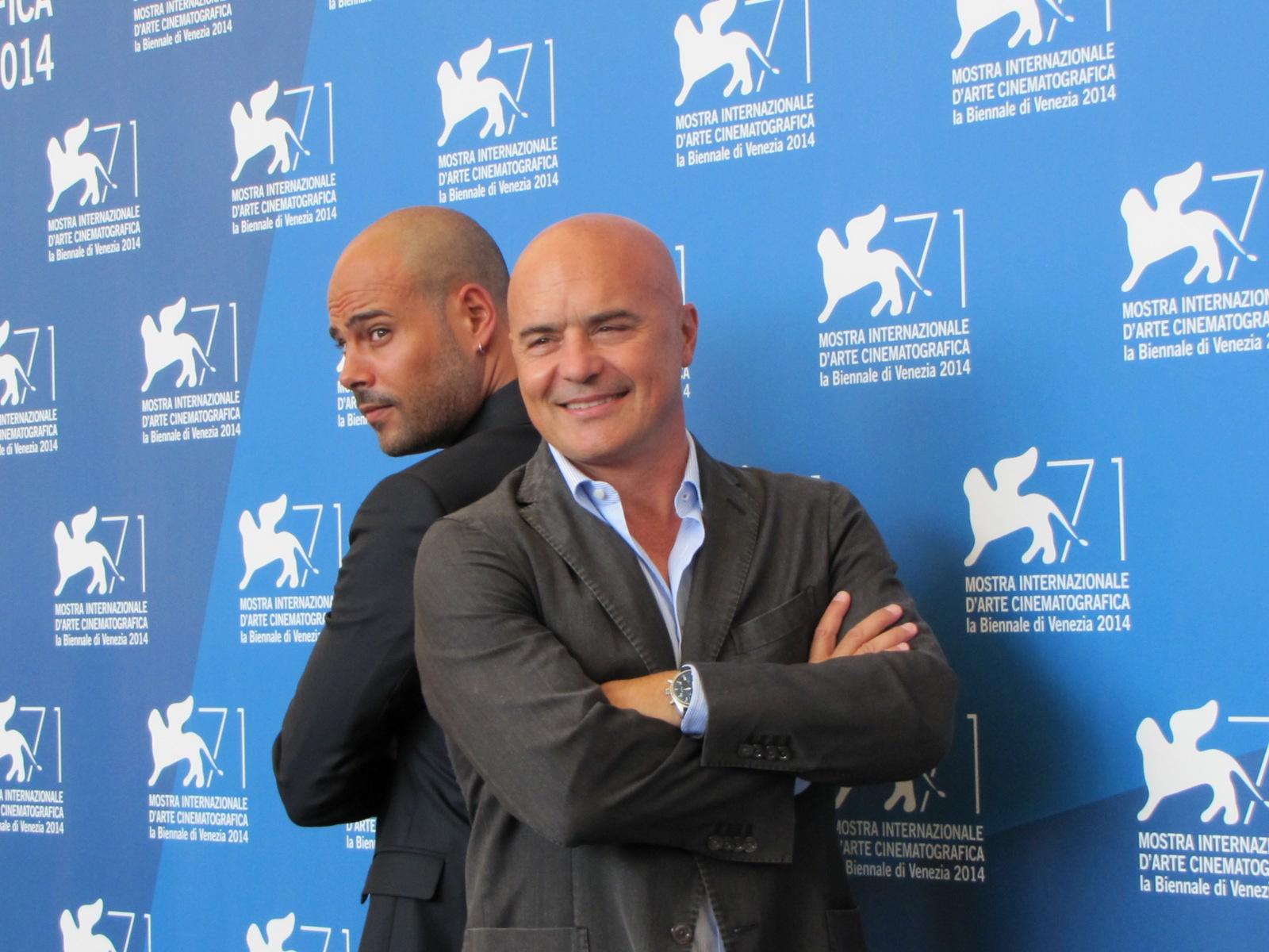 'Perez' a Venezia 2014 - i due protagonisti del film