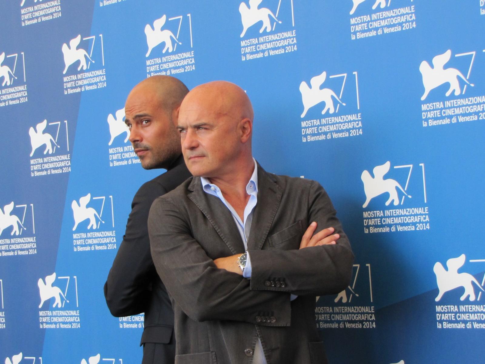 'Perez' a Venezia 2014 - D'Amore e Zingaretti