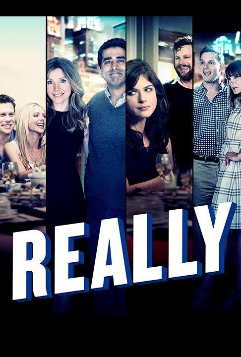 Really: una locandina per la serie