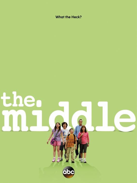 The Middle: una locandina per la sesta stagione