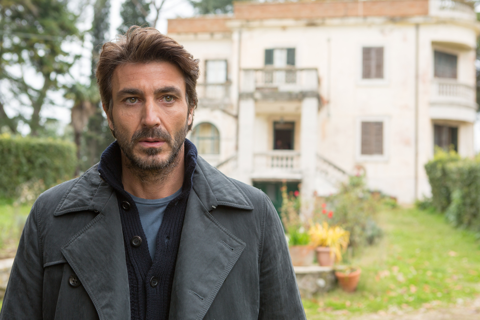 Un'altra vita: Daniele Liotti nella fiction