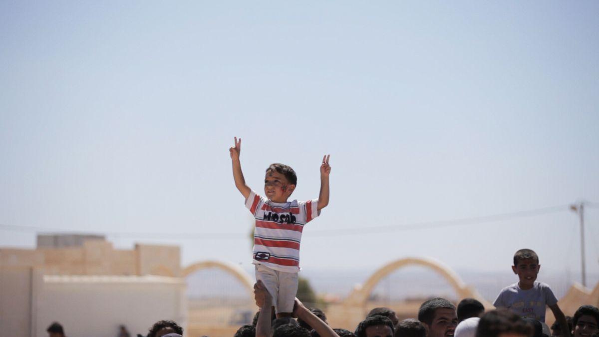 Everyday Rebellion: la rivolta in Giordania in una scena del documentario
