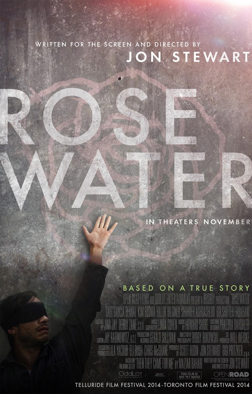 Locandina di Rosewater