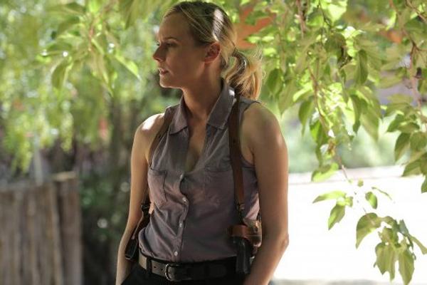 The Bridge: Diane Kruger nell'episodio Goliath
