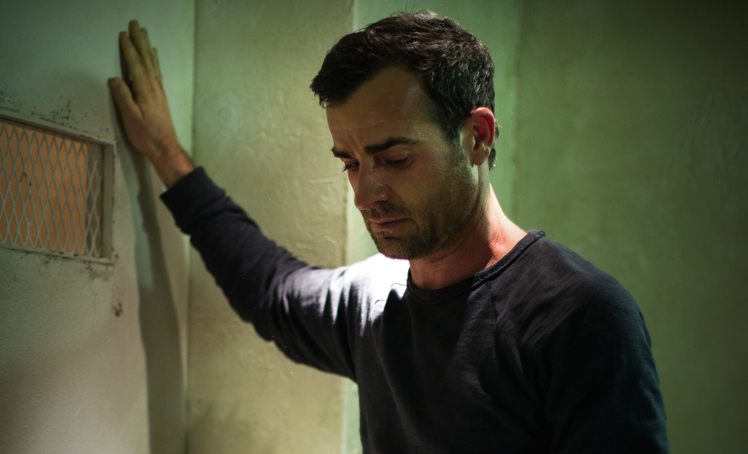 The Leftovers: un'immagine di Justin Theroux nell'episodio The Prodigal Son Returns