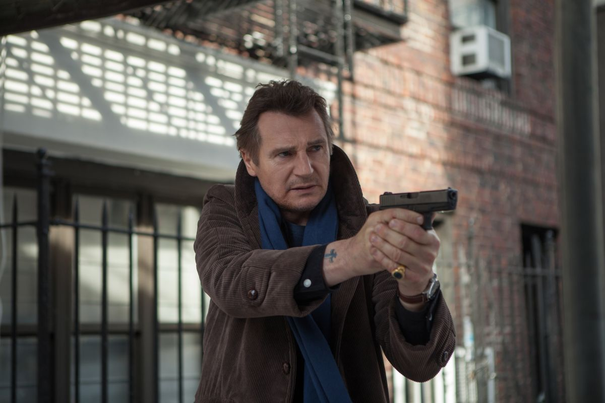 Liam Neeson protagonista de La preda perfetta