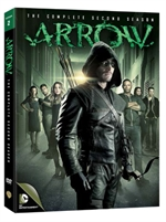 La cover di Arrow - Stagione 2