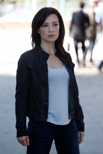 Agents of S.H.I.E.L.D.: Ming-Na Wen nell'episodio Shadows