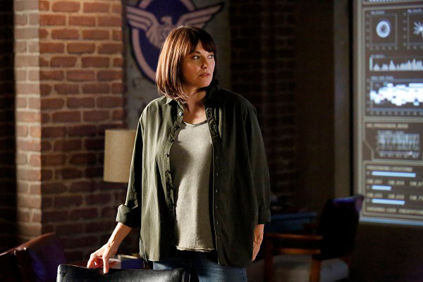 Agents of S.H.I.E.L.D.: Lucy Lawless nell'episodio Shadows